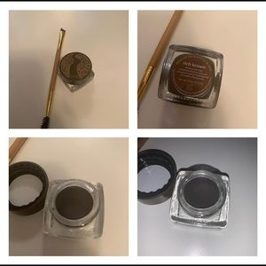 Tarte eyebrow pomade & brush
